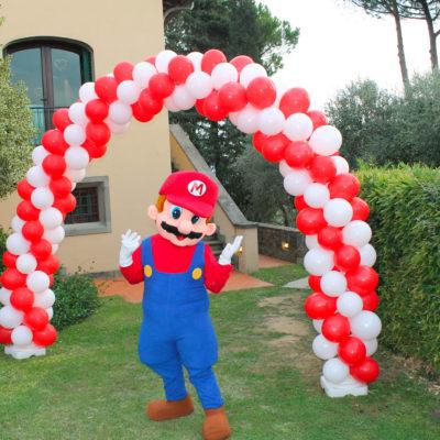 Mascotte Gigante Super Mario - MonteFantasy Animation