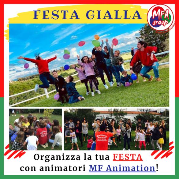 Festa Gialla - MonteFantasy Animation