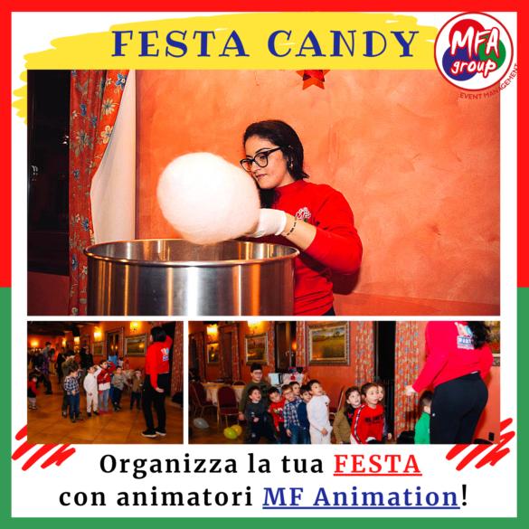 Festa Candy - MonteFantasy